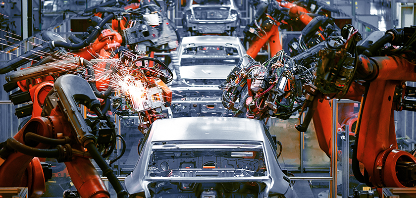 Role of steel in the automobile industry